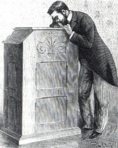 Thomas Edison builds the Kinetoscope