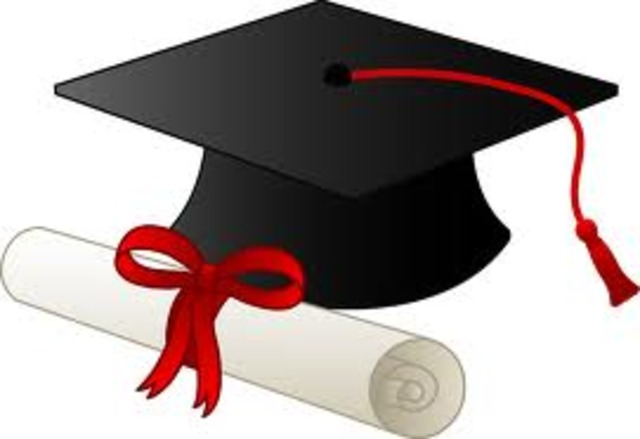 Graduation of Priscilla Ramirez