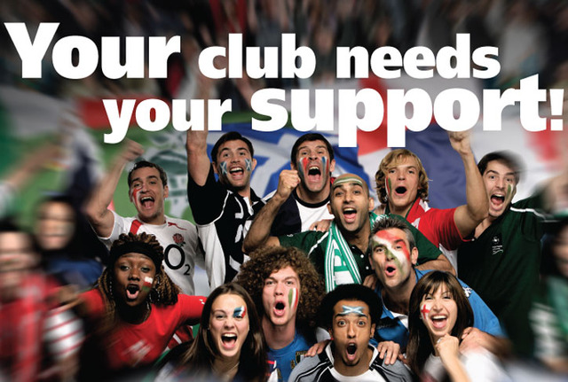 Join at Least 5 Clubs Each Year