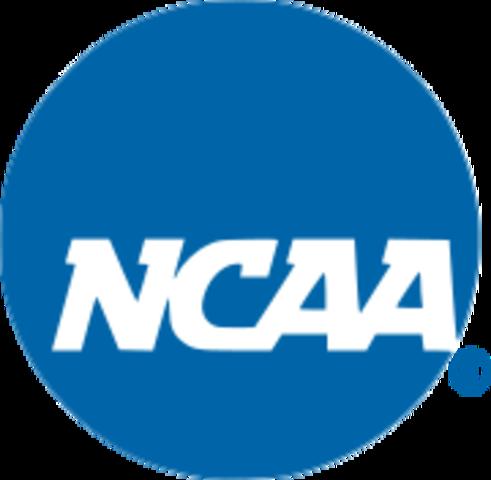 Creation of the NCAA