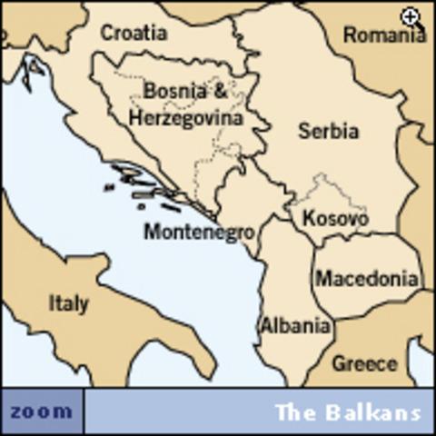 The Balkan Crisis