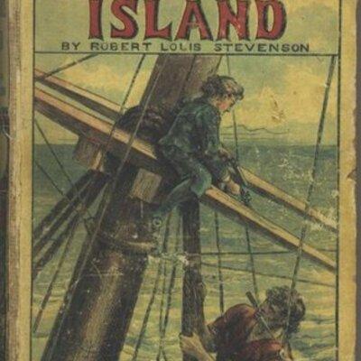 MK, Treasure Island, Robert Stevenson, Fiction, 340  pages timeline