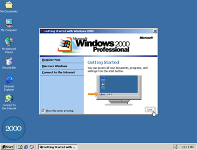 (Windows 2000)