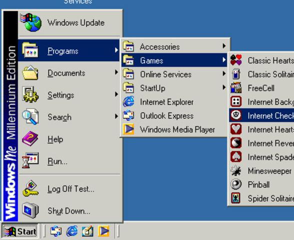 Windows ME y Windows Millenium Edition