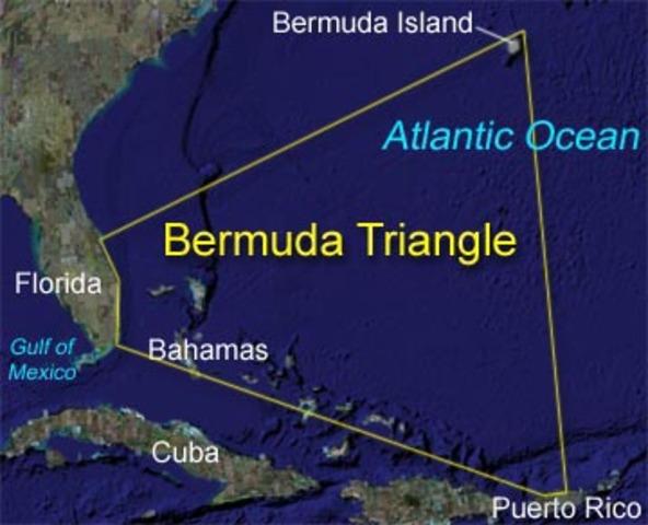 Bremuda Triangle