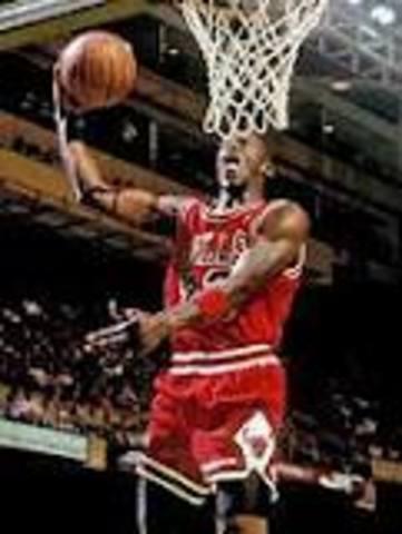 Michael Jordan is drafted
