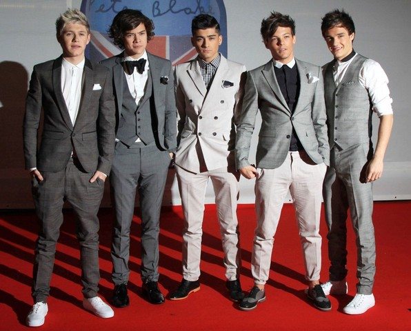 Meet One Direction!