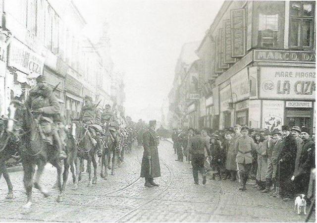 Battle of Bucharest.