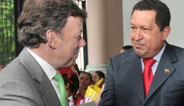 colombia y venezuela,estrecha relacion