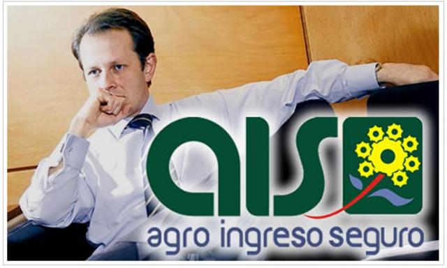 REVIVE ESCÁNDALO DE AGRO INGRESO SEGURO