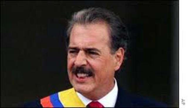 Misael Eduardo Pastrana Borrero
