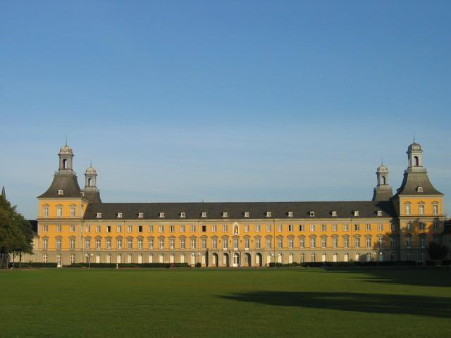 Enrolls at Bonn, University