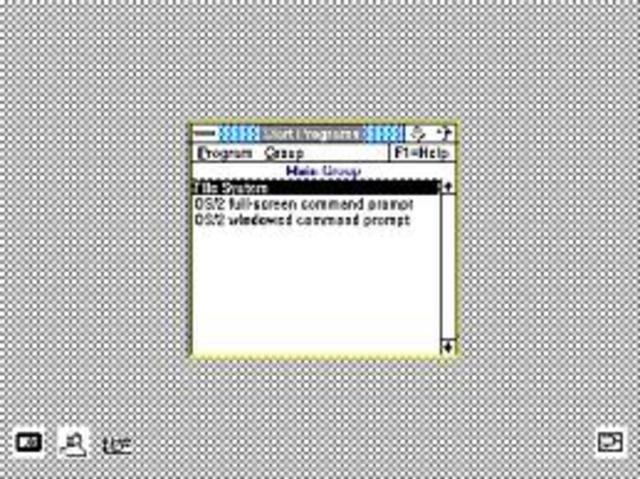 OS/2 1.1