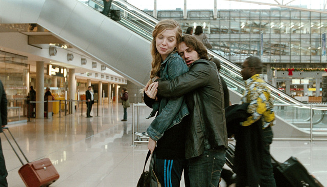 4. Lebewohl in den Flughafen