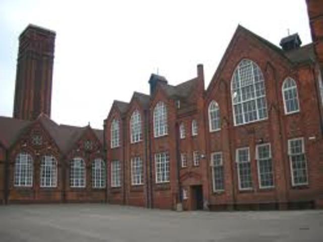 Small Heath Secondary School