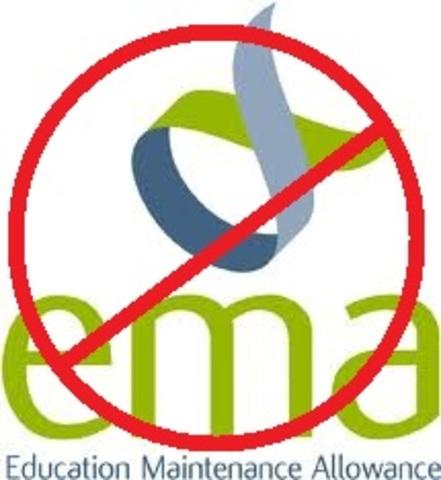 EMA abolished