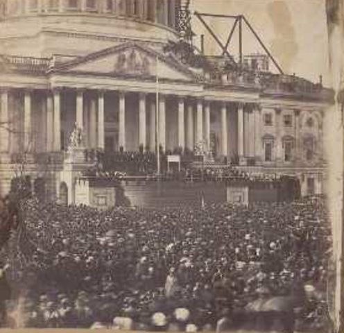 Abraham Lincoln's Inaugral Address