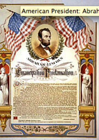 Lincoln Issued the Emancipation Proclamation