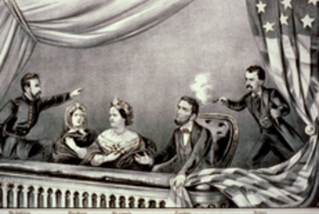 Abraham Lincoln is Assasinated