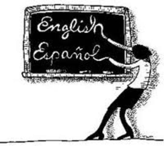 Spanish or English