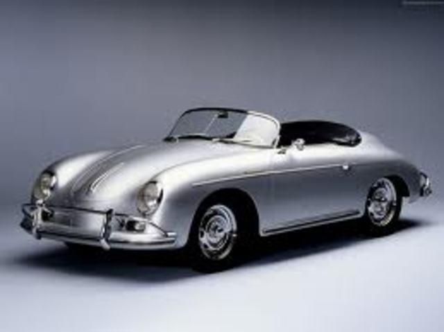 -1966 More than 78,000 Porsche 356's were manufactured