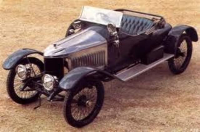Prince Henry Trial's Car
