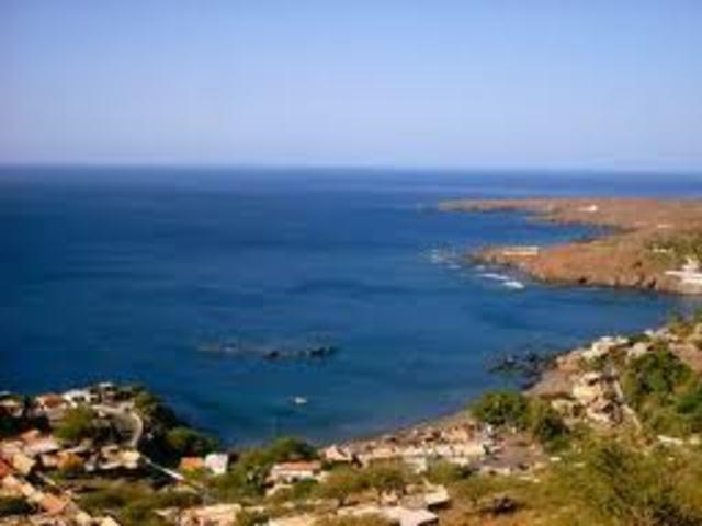 Diogo Afonso descobriu as ilhas ocidentais de Cabo Verde.