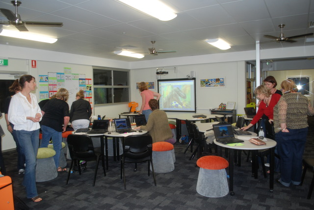 Twilight PD  : Learning Place and edStudios
