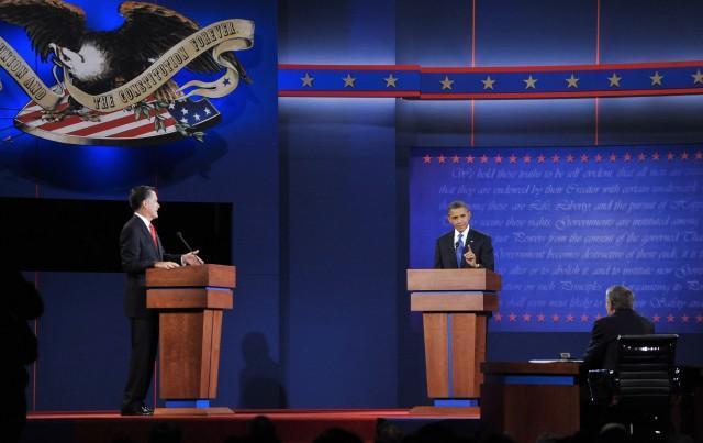 Præsidentdebat i Denver