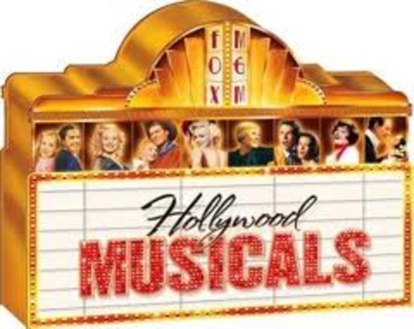 Peak Period of MGM Hollywood musical