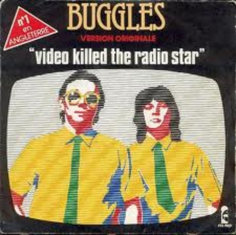 "Buggles - ""Video Killed the Radio Star"""