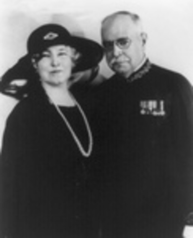 Marriage to Jane van Middlesworth Bellis