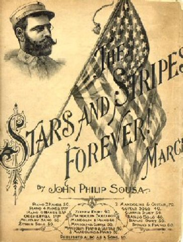 Stars and Stripes Forever was composed.