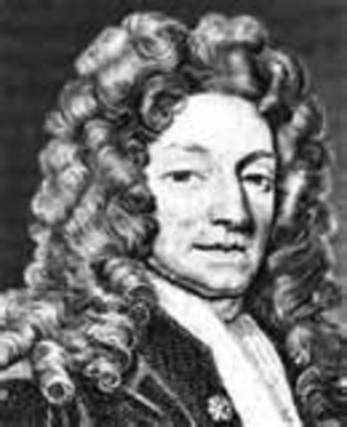 Sir Christopher Wren experiments with canine blood transfusions