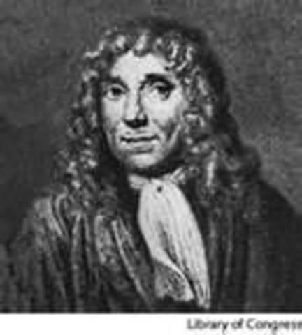Anton van Leeuwenhoek discovers blood cells