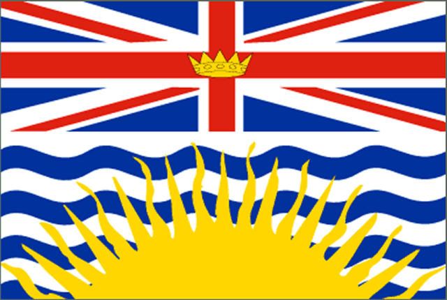 returned to British Columbia