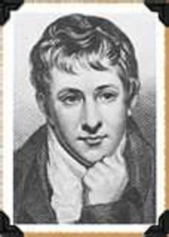 Sir Humphry Davy discovers the anesthetic properties of nitrous oxide