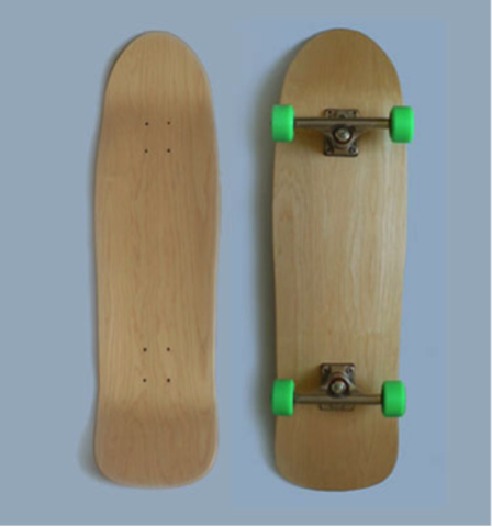 First Board with Kicktail