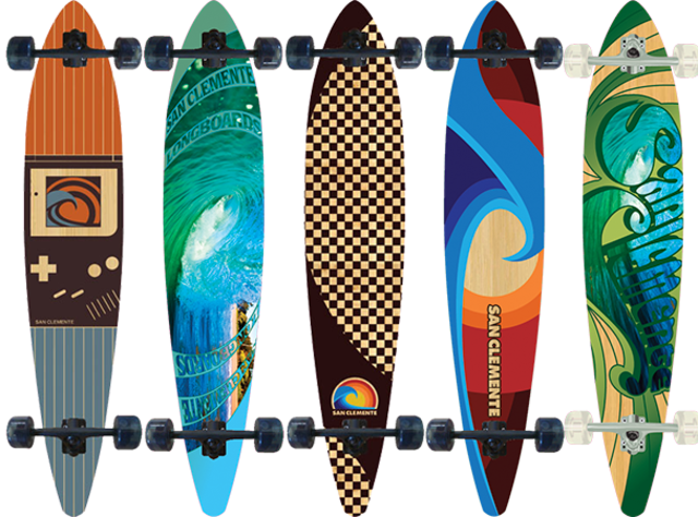 More Durable Longboards