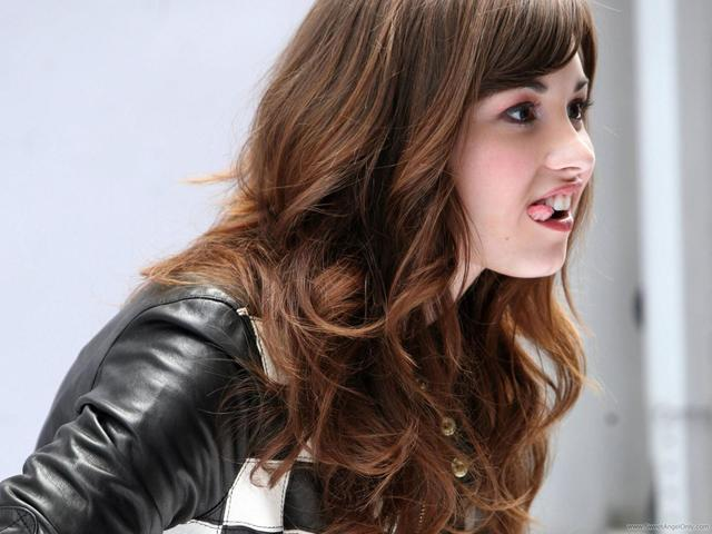 Demi Stars In As The Bell Rings