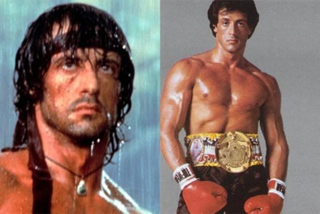ComeBack with Rocky Balboa and Rambo