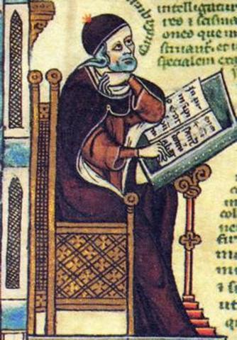 Neix Ramon Llull (1232-1316)