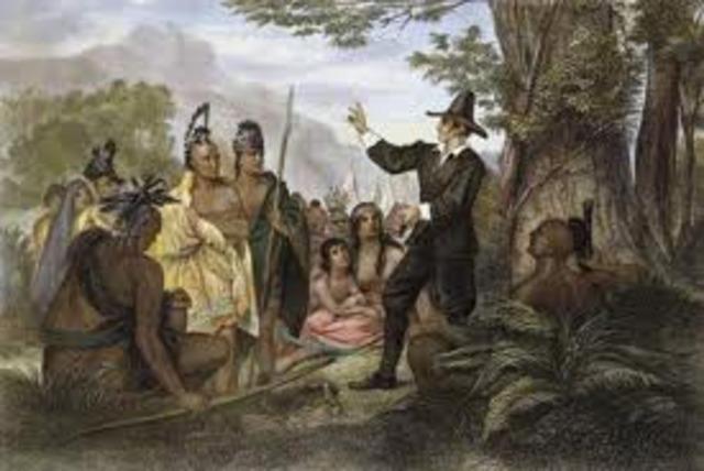 Founding of Massachussets Bay