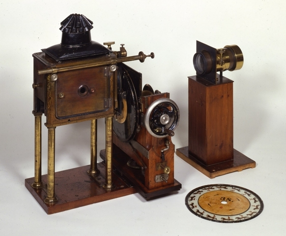 eaward muybridge invented zooproxiscope