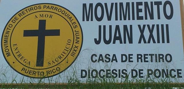 Inicio del Movimiento de Retiros Parroquiales Juan XXIII en la Diócesis de Ponce