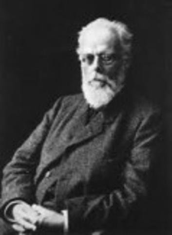 Friedrich Leopold August Weismann