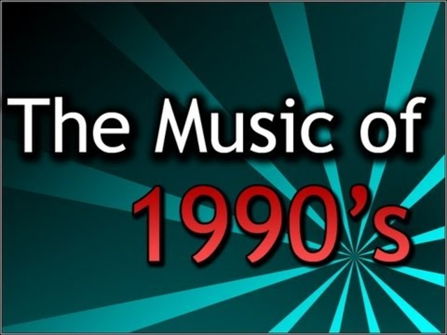 Music Of The 1990's
