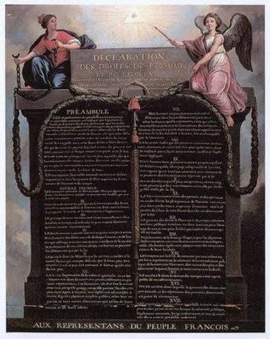 Declaración de Derecho del Hombre y Ciudadano