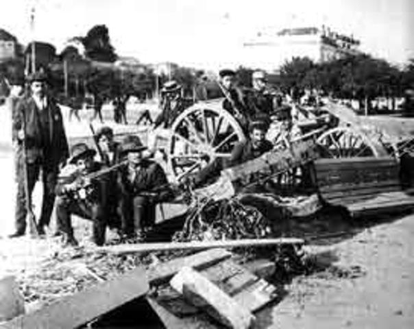 Revolution in Portugal