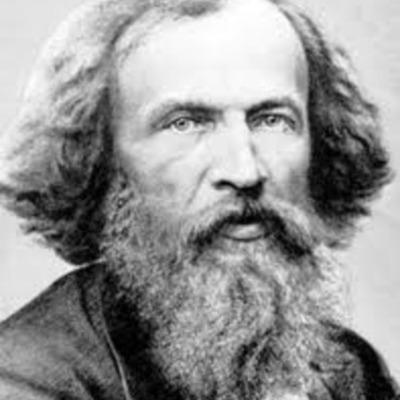 Dimitri Mendeleev ( McNese 8 ) timeline